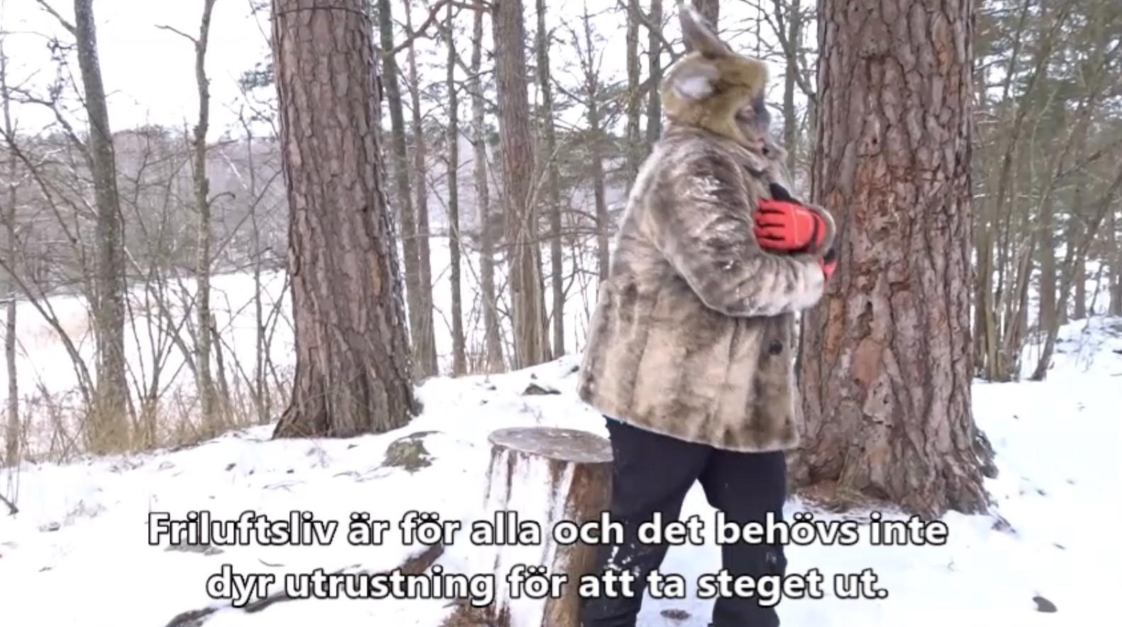 Tips för friluftsliv i kyla